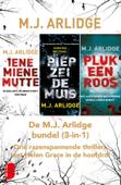 Download and Read Online De M.J. Arlidge bundel (3-in-1)