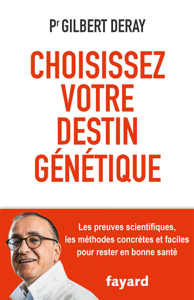 Choisissez votre destin génétique La couverture du livre martien