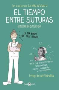 El tiempo entre suturas Book Cover