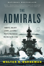 The Admirals book