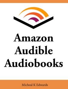 Amazon Audible Audiobooks Book Cover