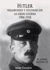 Javier Cosnava - El Joven Hitler 3 (Hitler vagabundo y soldado en la Gran Guerra) ilustración