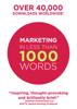 Bear Burns - Marketing In Less Than 1000 Words artwork