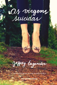 As virgens suicidas Book Cover