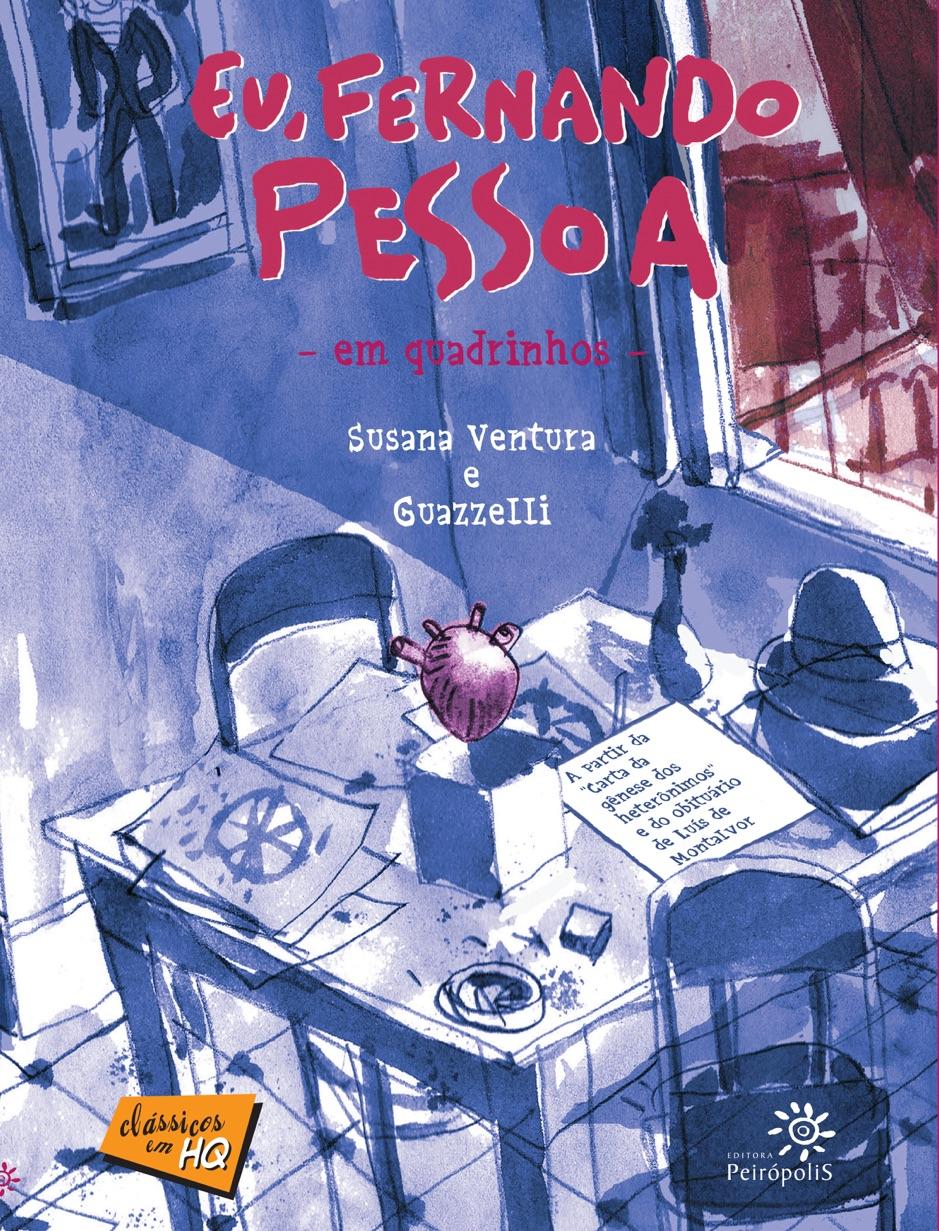 Eu, Fernando Pessoa em quadrinhos