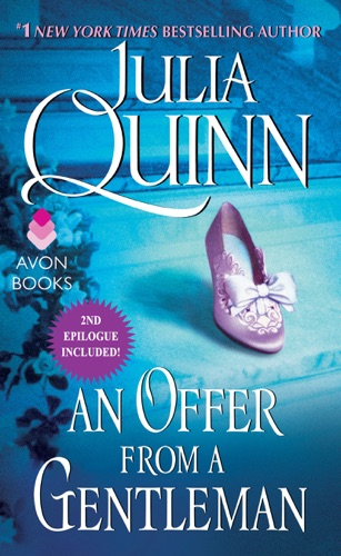 Julia Quinn - An Offer From a Gentleman With 2nd Epilogue