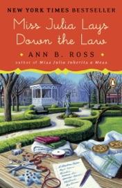 Miss Julia Lays Down the Law PDF Download