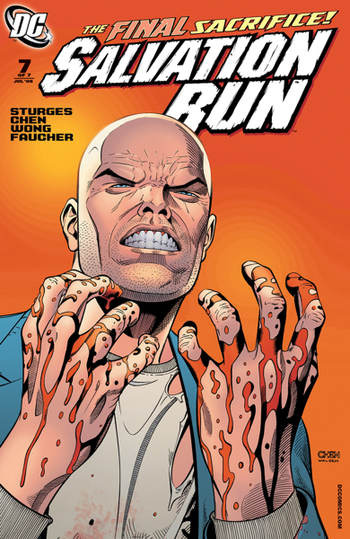 Salvation Run (2007-) #7