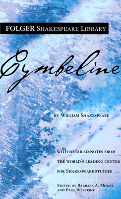Cymbeline - William Shakespeare book