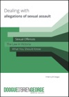 Dealing With Allegations Of Sexual Assault