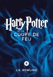 Harry Potter et la Coupe de Feu (Enhanced Edition) par J.K. Rowling & Jean-François Ménard Couverture de livre