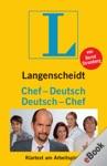 Langenscheidt Chef-DeutschDeutsch-Chef