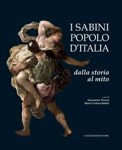 I Sabini popolo d'Italia Copertina del libro