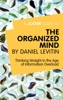 A Joosr Guide To… The Organized Mind By Daniel Levitin