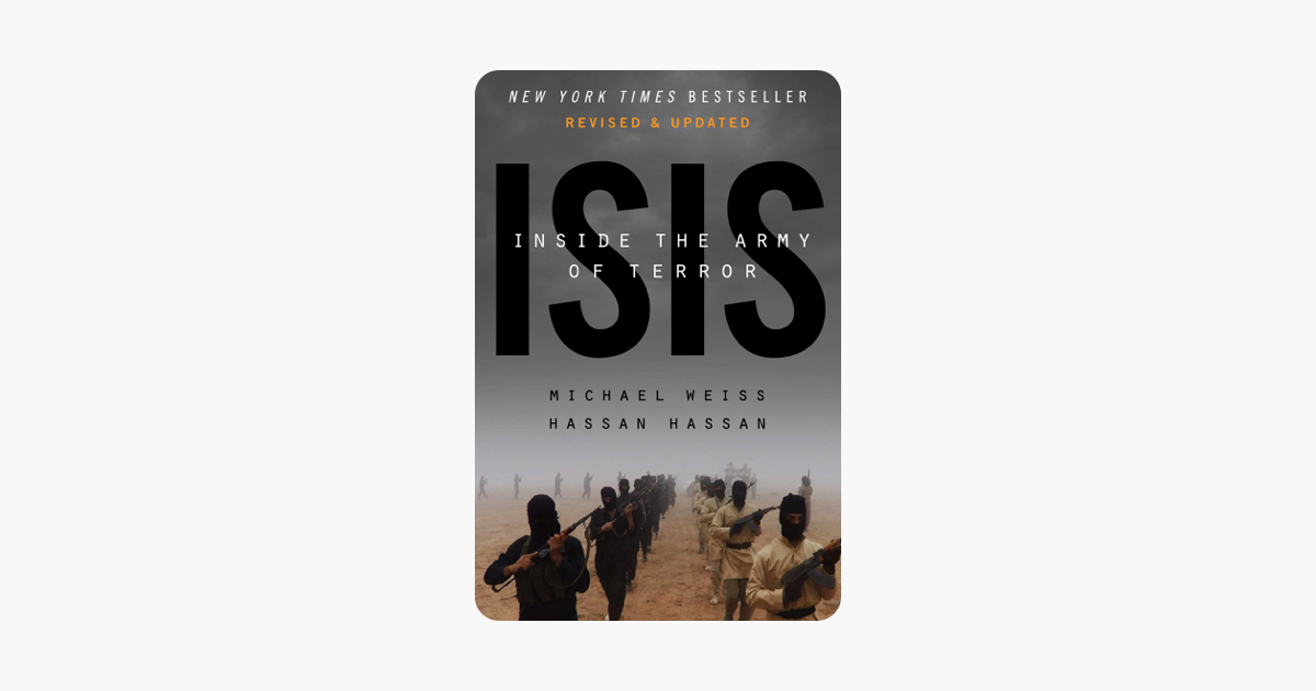 ISIS - Michael Weiss & Hassan Hassan