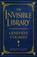 Genevieve Cogman - The Invisible Library artwork