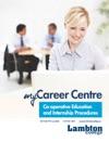 Co-operative Education And Internship Procedures