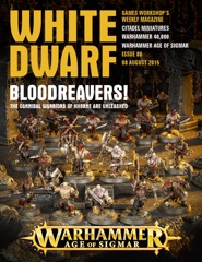White Dwarf Issue 80: 08th August 2015 (Tablet Edition)