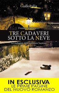 Tre cadaveri sotto la neve Book Cover
