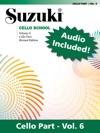 Suzuki Cello School - Volume 6 Revised