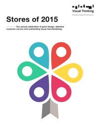 VISUAL THINKING STORES OF 2015