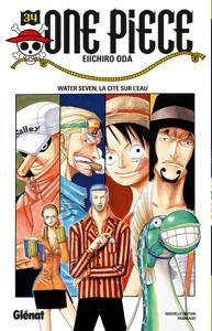 One Piece - Édition originale - Tome 34 La couverture du livre martien