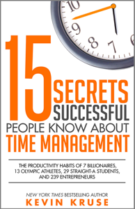 15 Secrets Successful People Know About Time Management ebook