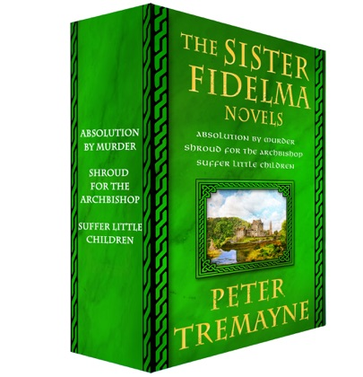 The Sister Fidelma Novels, 1-3 image