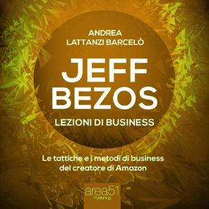 Jeff Bezos. Lezioni di business Copertina del libro