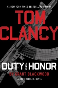 Tom Clancy Duty and Honor Book Cover