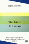 The Raven - El Cuervo Bilingual With Audio