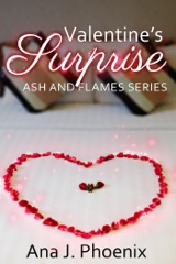 Valentine's Surprise (Ash and Flames Series)