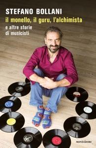 Il monello, il guru, l'alchimista e altre storie di musicisti Book Cover