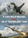 F-105 Wild Weasel Vs SA-2 Guideline SAM