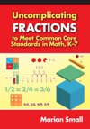 Uncomplicating Fractions To Meet Common Core Standards In Math Kndash7