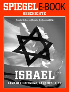 Israel - Land der Hoffnung, Land des Leids Buch-Cover