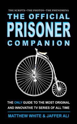 Official Prisoner Companion - Matthew White & Jaffer Ali book