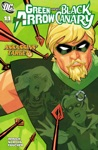 Green Arrow And Black Canary 2007- 11