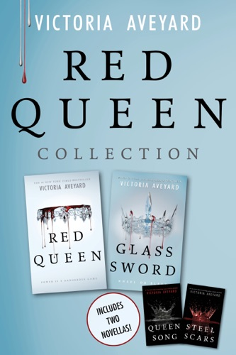 Victoria Aveyard - Red Queen Collection