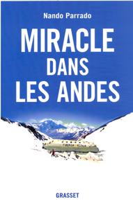 Miracle dans les Andes La couverture du livre martien