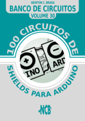 100 circuitos de shields para arduino Book Cover