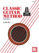 Classic Guitar Method Volume 1