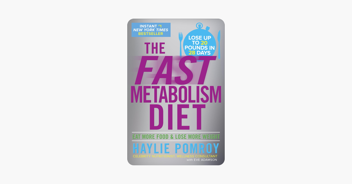 The Fast Metabolism Diet - Haylie Pomroy
