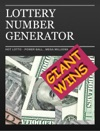 LOTTO - LOTTERY NUMBER GENERATOR -