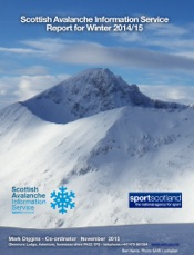 Download and Read Online Scottish Avalanche Information Service Report for Winter 2014/15