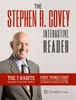 The Stephen R. Covey Interactive Reader