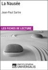 La Nause De Jean-Paul Sartre