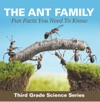 The Ant Family - Fun Facts You Need To Know  Third Grade Science Series