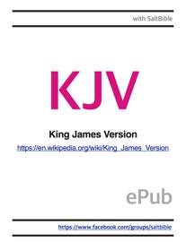 King James Version (KJV) ePub