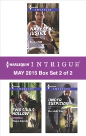 Harlequin Intrigue May 2015 Box Set 2 Of 2
